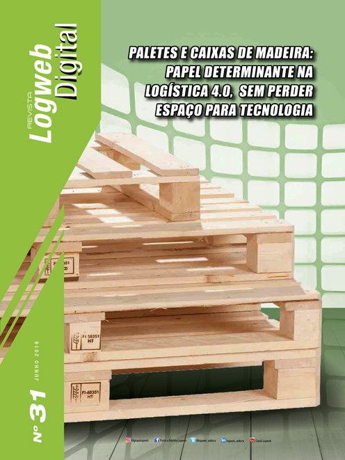 Revista Logweb Edição Edição 31 Digital – Junho 2019