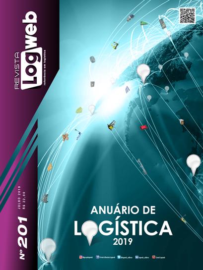 Revista Logweb Edição Edição 201 – Julho 2019