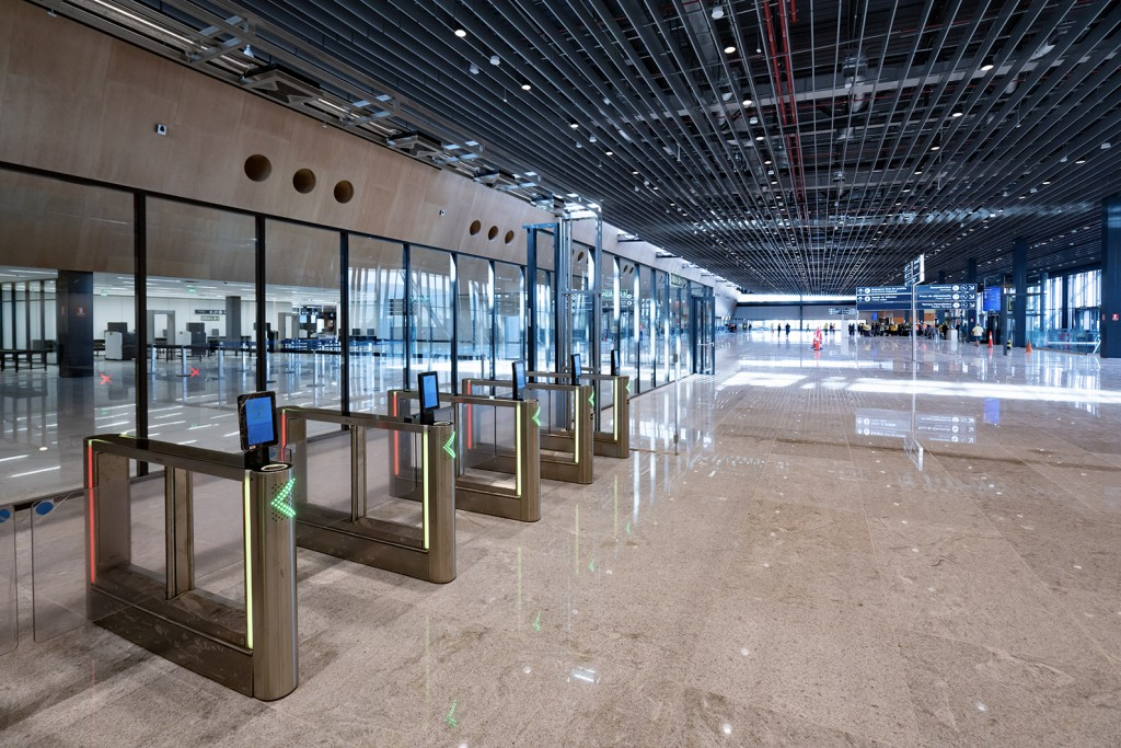 Floripa Airport estará presente na Logistique 2019