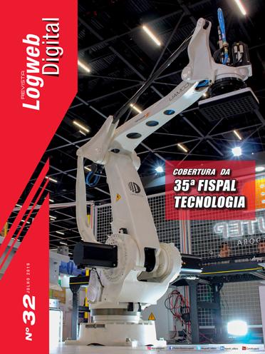 Revista Logweb Edição Edição 32 Digital – Julho 2019