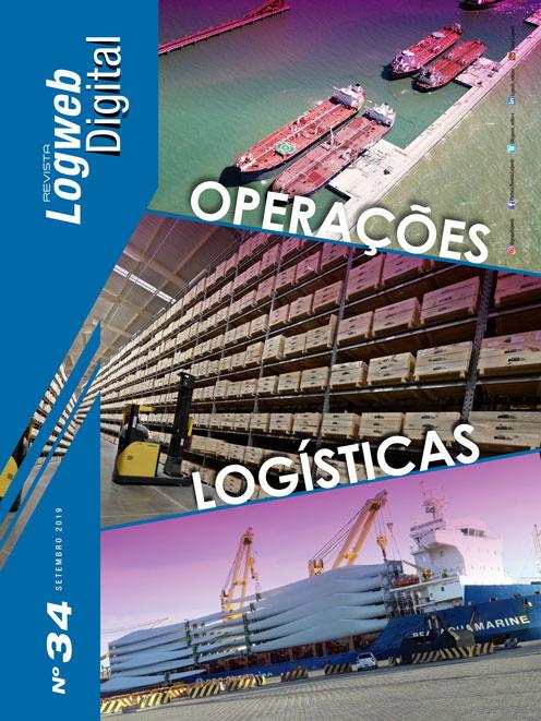 Revista Logweb Edição Edição 34 Digital – Setembro 2019