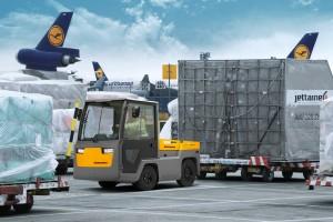 Rebocador-Jungheinrich-EZS-7280-usado-no-setor-aeroportuario