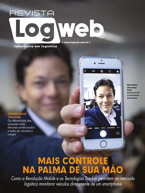 Revista Logweb Edição Edição 204 – Outubro 2019