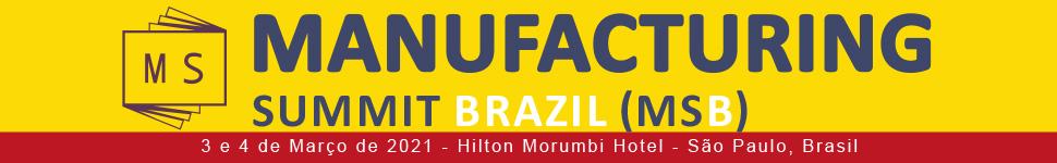 MANUFACTURING SUMMIT BRAZIL 2021