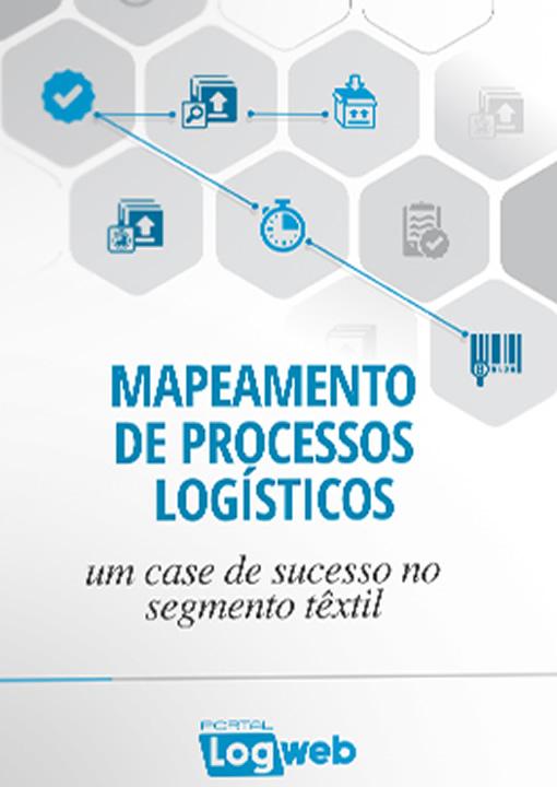 E-book Mapeamento de Processos Logístico