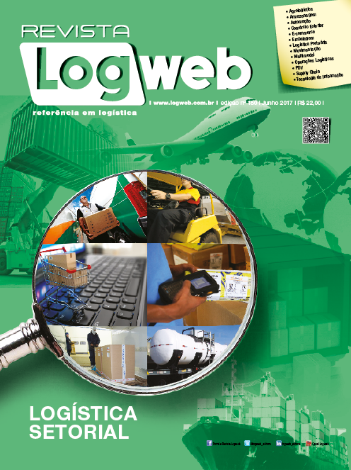 Revista Logweb Edição Edição 180 – Junho 2017