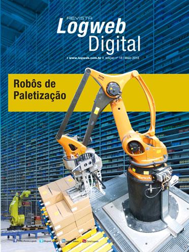 Revista Logweb Edição Logweb Digital – Maio 2018