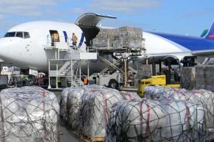 transporte aereo carga
