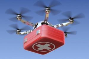 drone remédio