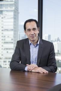 Mauro Dias, presidente da Global Logistic Properties (GLP) no Brasil. (Foto: Marcelo Justo/3M Digital)