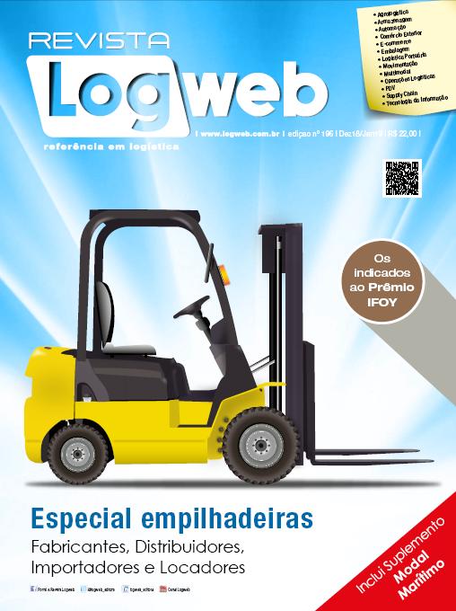 Revista Logweb Edição Edição 196 – Janeiro 2019