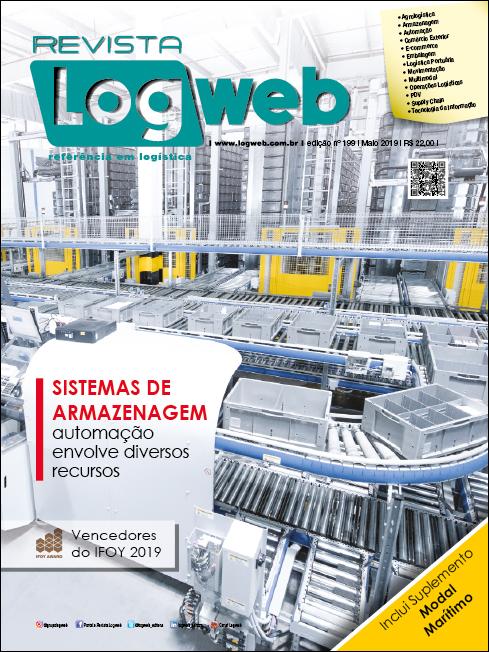 Revista Logweb Edição Edição 199 – Maio 2019