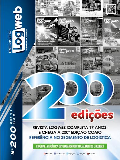 Revista Logweb Edição Edição 200 – Junho 2019