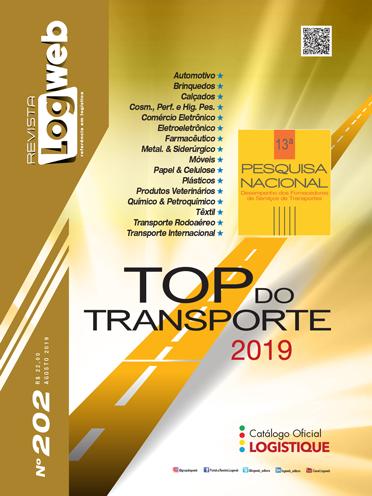 Revista Logweb Edição Edição 202 – Agosto 2019