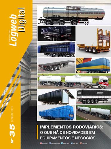 Revista Logweb Edição Edição 35 Digital – Outubro 2019