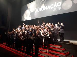 Tecnologia - prêmio automação