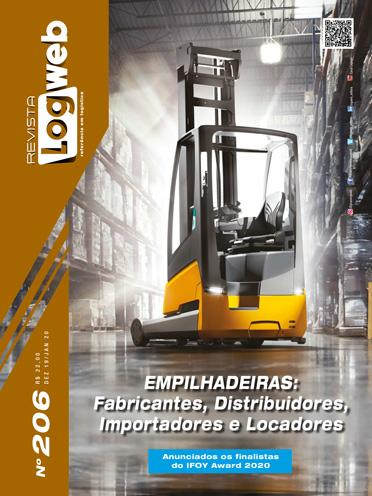 Revista Logweb Edição Edição 206 – Dezembro 2019/Janeiro 2020
