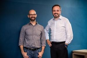 Daniel Ely e Pedro Compani