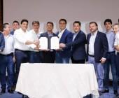 Ferroeste e Rumo assinam acordo para ampliar escoamento da safra