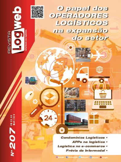Revista Logweb Edição Edição 207 – Março 2020