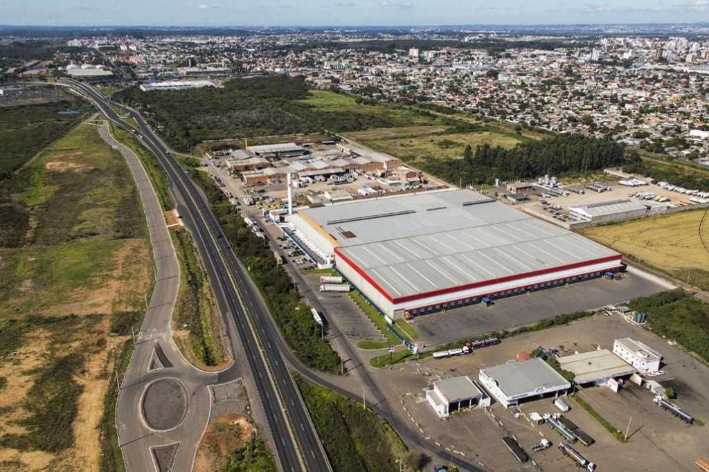 Centro de Distribuição Bresco Londrina ganha prêmio internacional