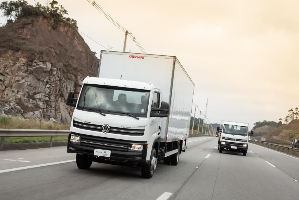 Volkswagen Caminhões e Ônibus mantém pós-vendas emergencial e apoio ao transporte essencial de cargas e passageiros