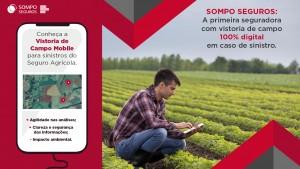 Vistoria via mobile Seguro Agricola 2