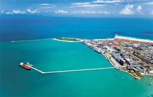 fortaleza porto