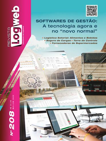 Revista Logweb Edição Edição 208 – Maio/Junho 2020