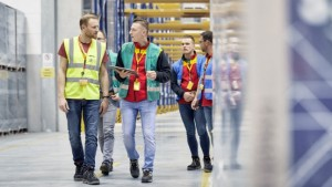 DHL Supply Chain Blue Yonder Microsoft