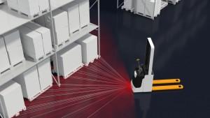 Laser Localization Software, Bosch Rexroth