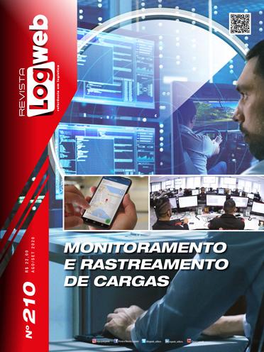 Revista Logweb Edição Edição 210 – Agosto/Setembro 2020