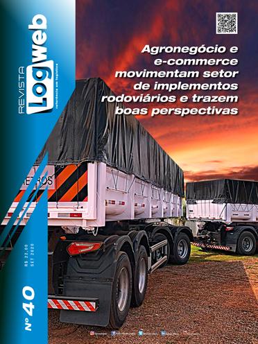 Revista Logweb Edição Edição 40 Digital – Setembro 2020