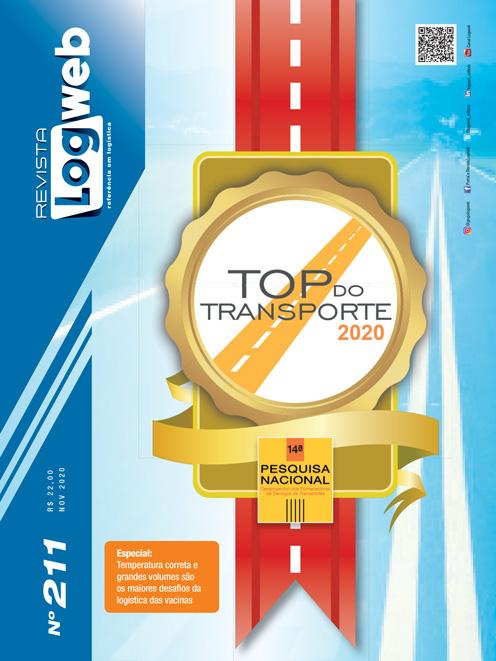 Revista Logweb Edição Edição 211 – Novembro 2020