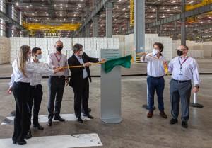 Inauguração Complexo de Celulose, DP World Santos e Suzano -  (2)