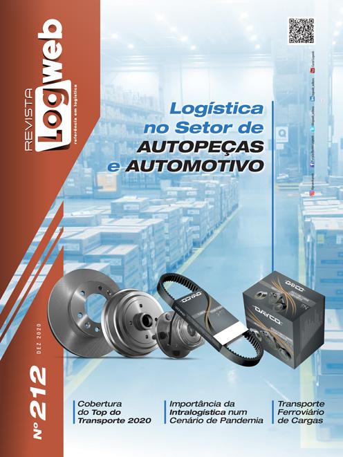 Revista Logweb Edição Edição 212 – Dezembro 2020