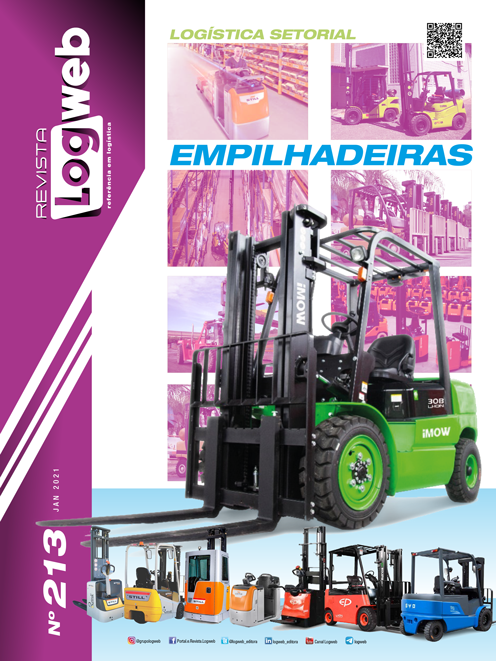 Revista Logweb Edição Edição 213 – Janeiro 2021