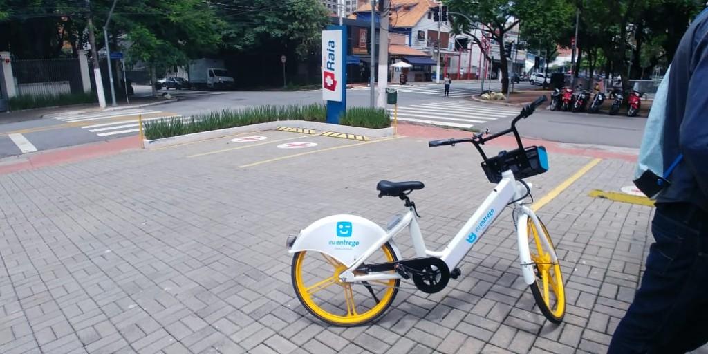 Logtech EuEntrego lança serviço de entregas expressas utilizando bicicletas elétricas