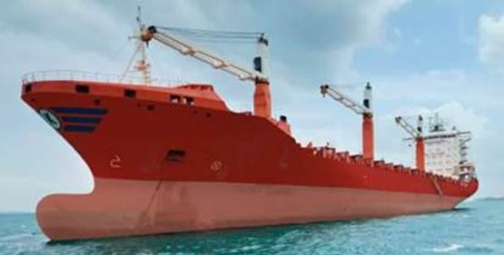 Log-In adquire novo navio porta-contêiner