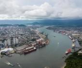 Porto de Santos é homologado para receber navios de 366 metros