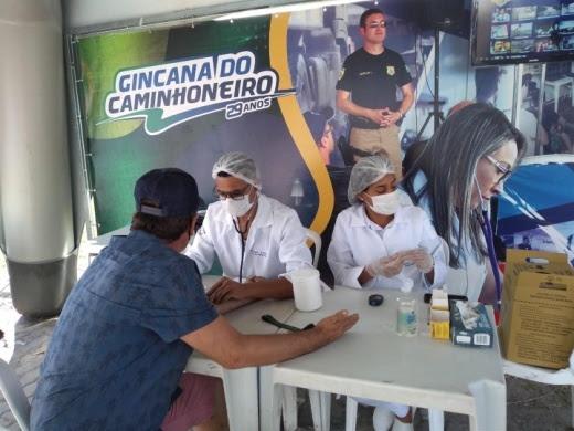 Jundiaí recebe comitiva de saúde e superação da 29ª Gincana do Caminhoneiro