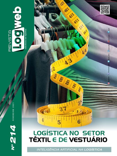 Revista Logweb Edição Edição 214 – Fevereiro 2021