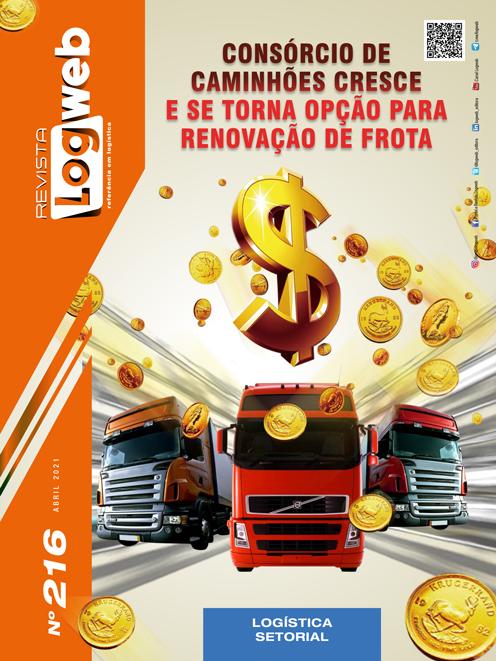 Revista Logweb Edição Edição 216 – Abril 2021