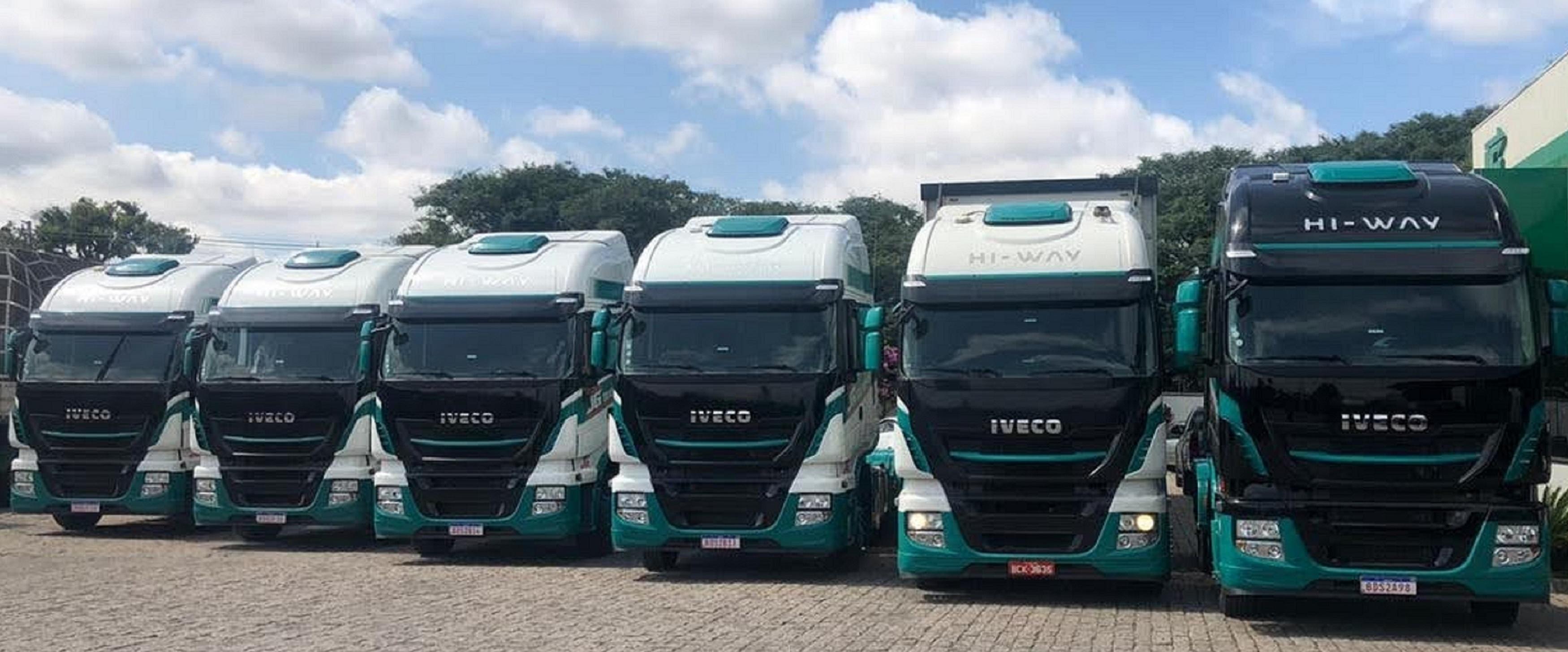 JG Transportes - IVECO 1