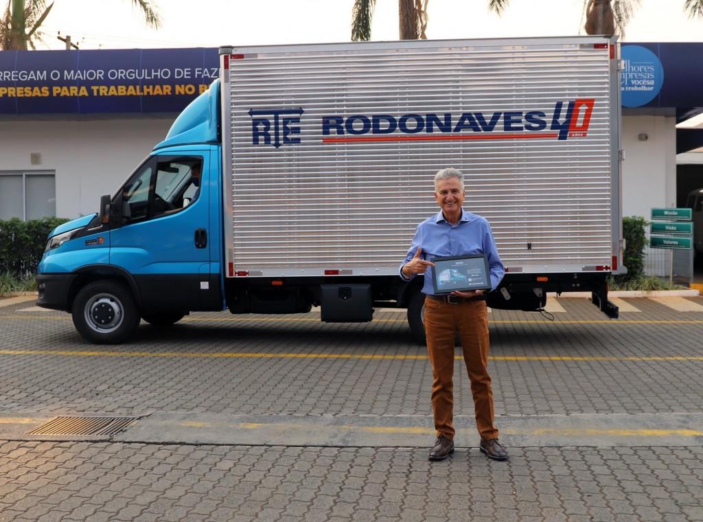 RTE Rodonaves conquista 1º lugar na categoria Transport Logistics do Suppliers Excellence Awards
