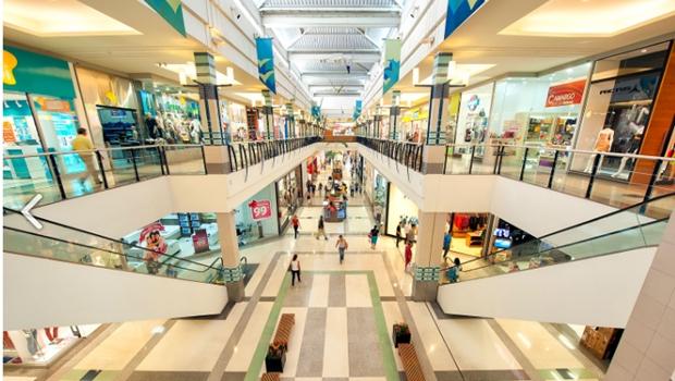 Shopping como hub logístico