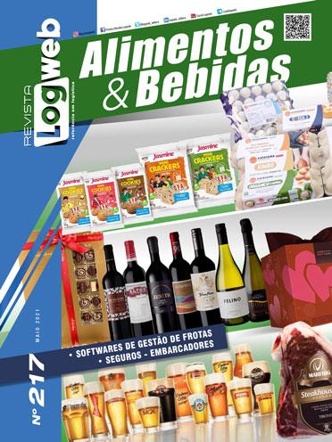 Revista Logweb Edição Edição 217 – Maio 2021