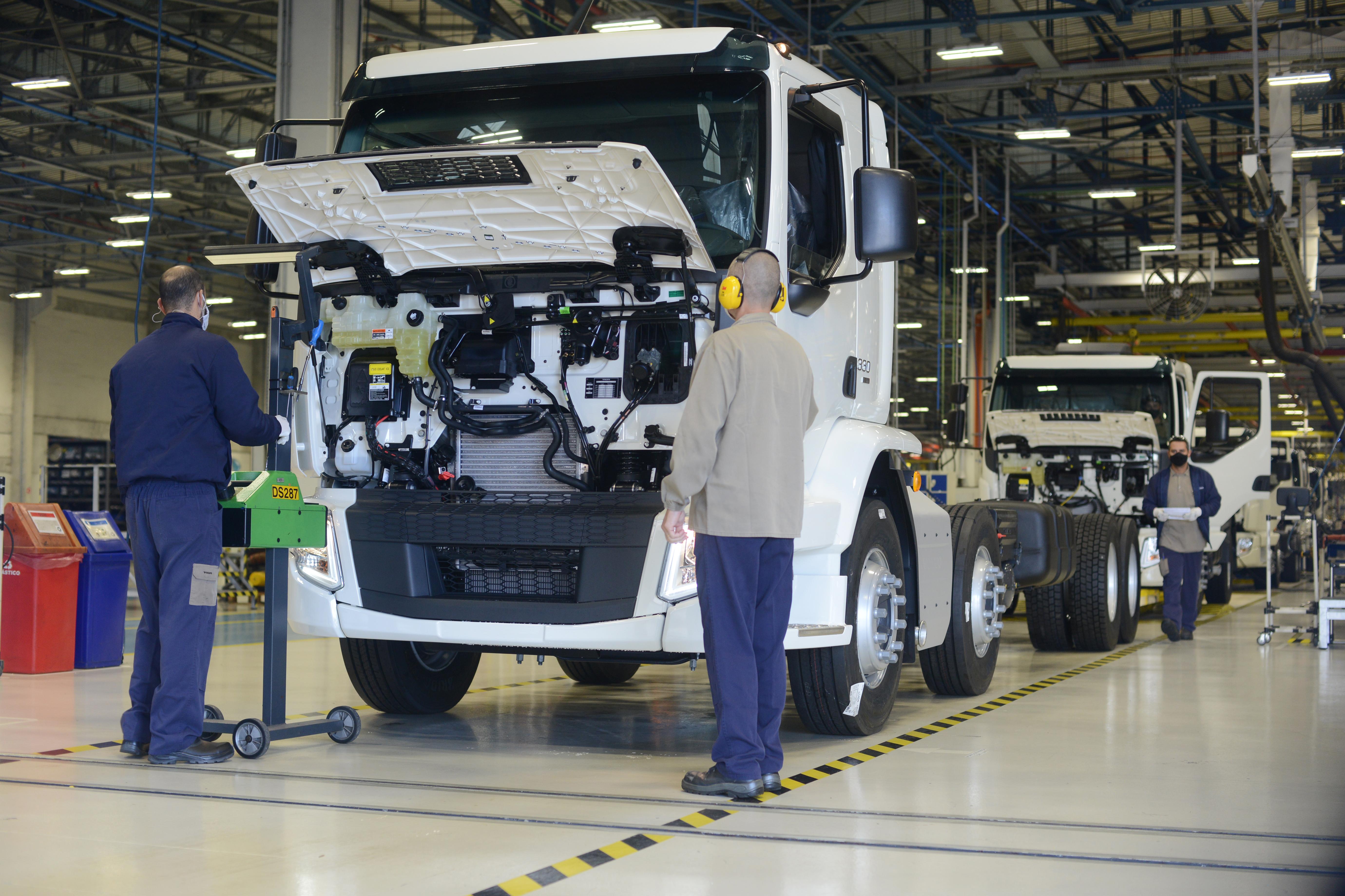 Linha Volvo VM Maio 21