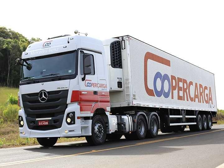 Caminhão Coopercarga