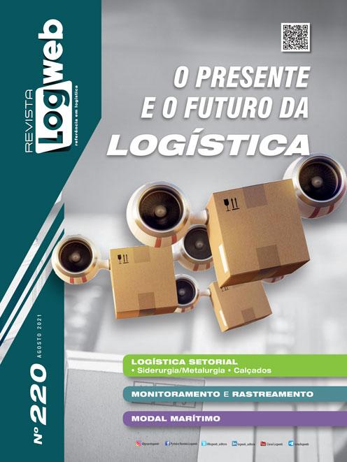 Revista Logweb Edição Edição 220 – Agosto 2021